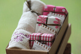 Flannel Gift Boxes